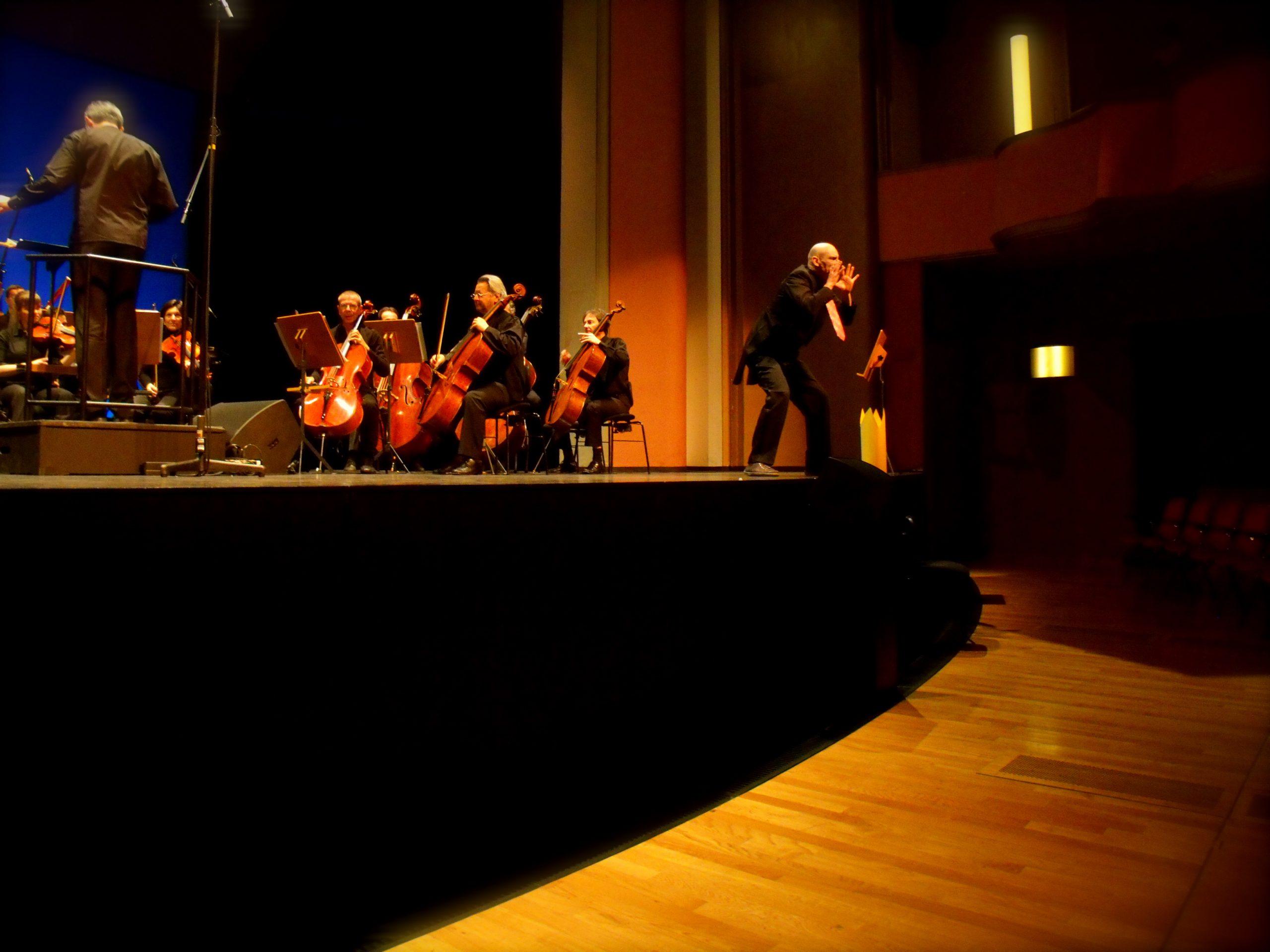 Robert Clerc Alice et les sortilèges 2012 Salle Metropole OCL